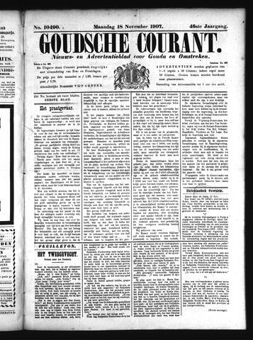 Goudsche Courant 1907-11-18