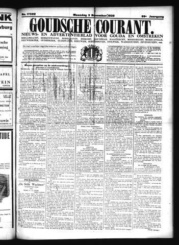 Goudsche Courant 1930-11-03