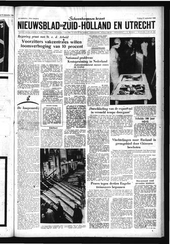 Schoonhovensche Courant 1963-09-27