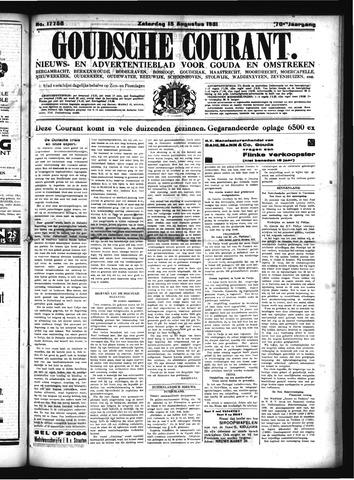 Goudsche Courant 1931-08-15