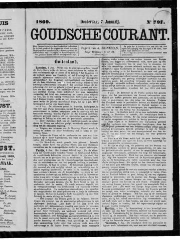Goudsche Courant 1869-01-07