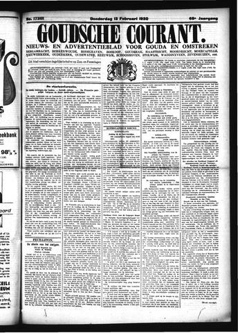 Goudsche Courant 1930-02-13