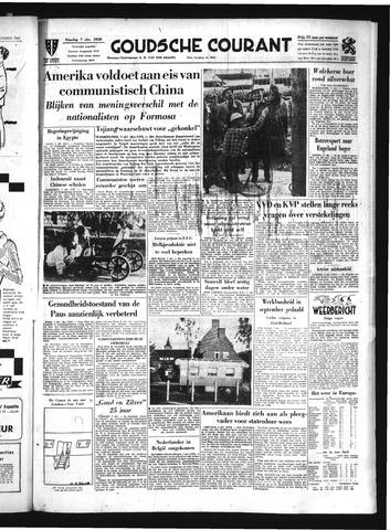 Goudsche Courant 1958-10-07