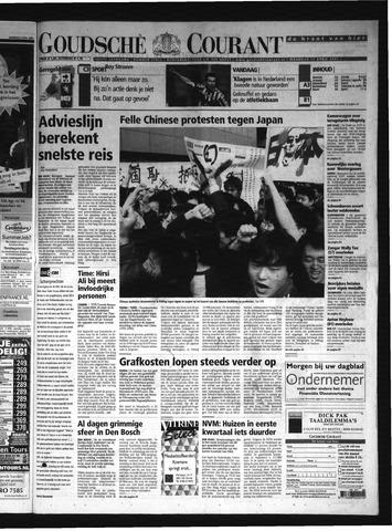 Goudsche Courant 2005-04-11