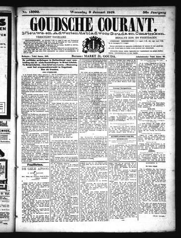 Goudsche Courant 1918-01-09
