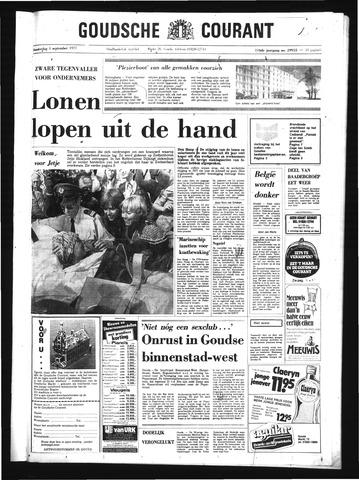 Goudsche Courant 1977-09-01