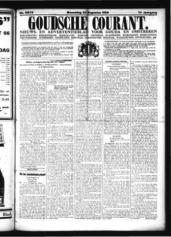 Goudsche Courant 1932-08-24