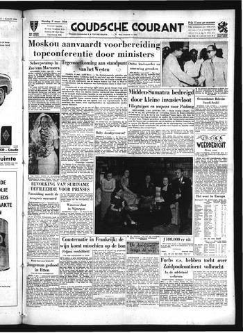 Goudsche Courant 1958-03-03