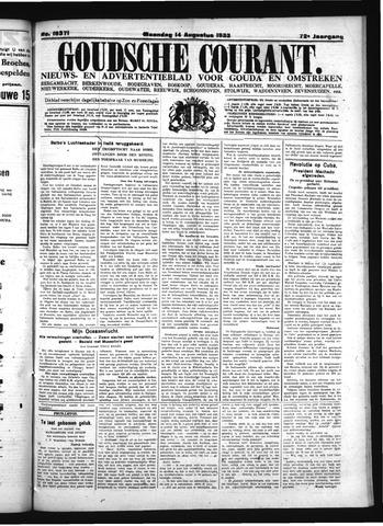 Goudsche Courant 1933-08-14