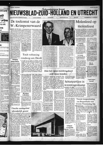 Schoonhovensche Courant 1973-03-05