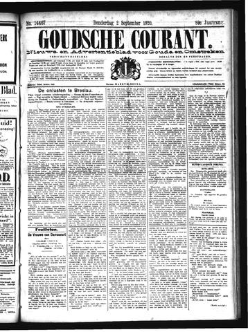 Goudsche Courant 1920-09-02