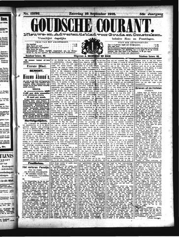 Goudsche Courant 1916-09-16