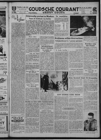 Goudsche Courant 1948-07-07