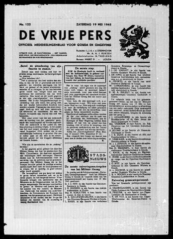 De Vrije Pers 1945-05-19