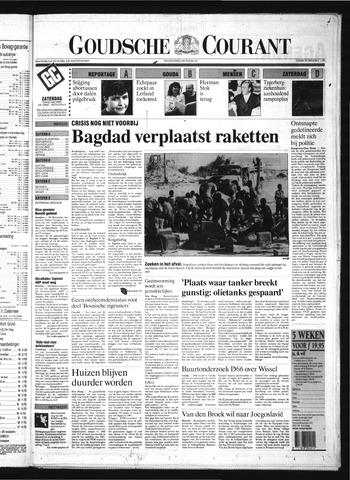 Goudsche Courant 1993-01-09