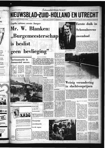 Schoonhovensche Courant 1974-05-13