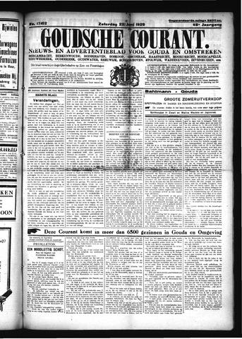 Goudsche Courant 1929-06-22