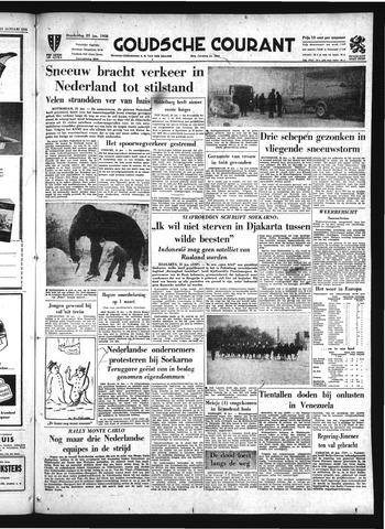 Goudsche Courant 1958-01-23