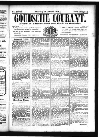 Goudsche Courant 1908-10-13