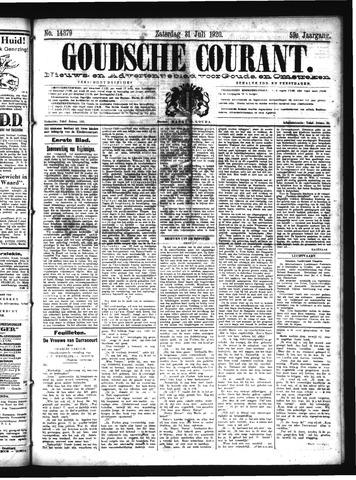 Goudsche Courant 1920-07-31