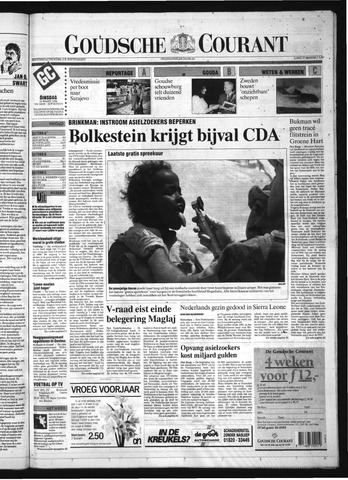 Goudsche Courant 1994-03-15