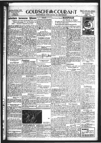 Goudsche Courant 1943-11-20
