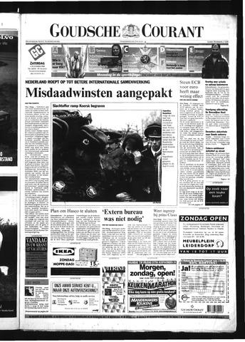 Goudsche Courant 2000-11-04