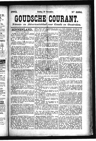 Goudsche Courant 1884-11-30
