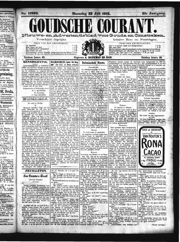 Goudsche Courant 1912-07-22