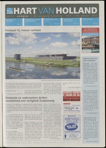 Hart van Holland - Editie Zuidplas 2012-01-18