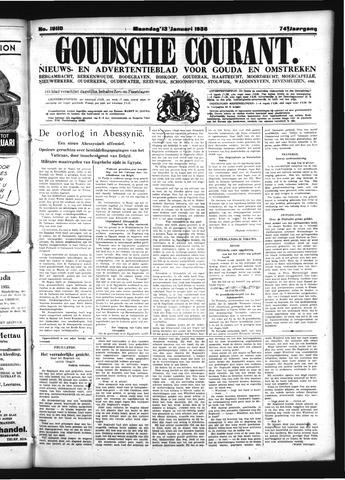 Goudsche Courant 1936-01-13