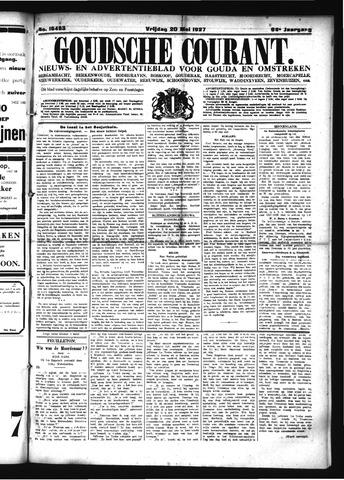 Goudsche Courant 1927-05-20