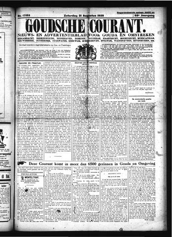 Goudsche Courant 1929-08-31