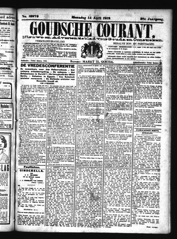 Goudsche Courant 1919-04-14
