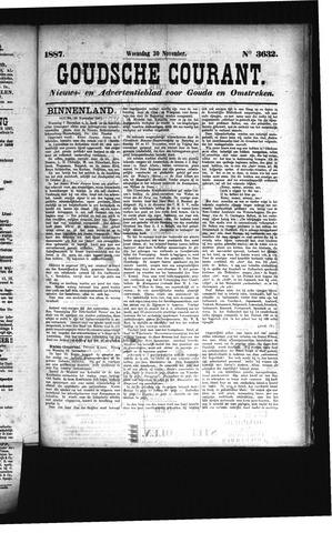 Goudsche Courant 1887-11-30