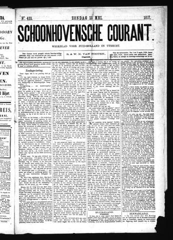 Schoonhovensche Courant 1877-05-13