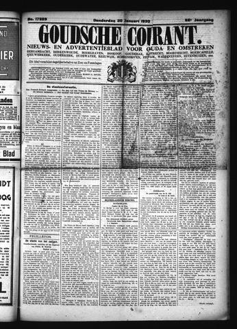 Goudsche Courant 1930-01-30