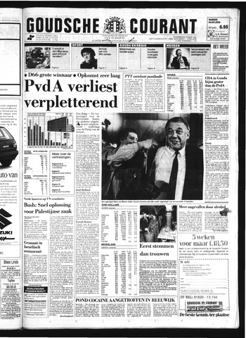 Goudsche Courant 1991-03-07