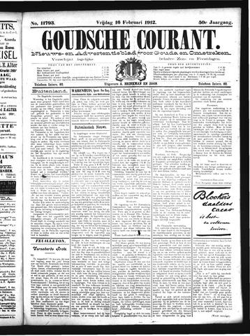 Goudsche Courant 1912-02-16