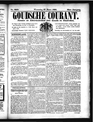 Goudsche Courant 1895-03-27