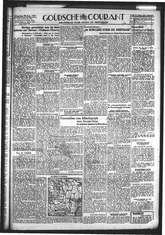 Goudsche Courant 1944-08-30