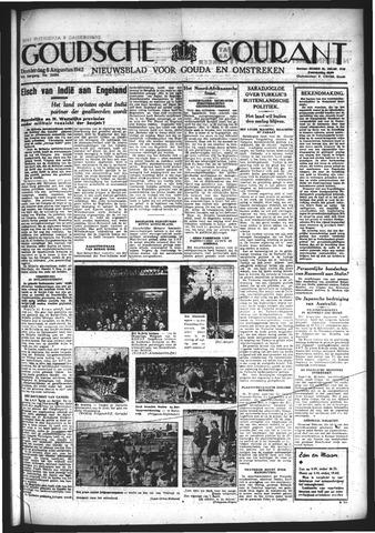 Goudsche Courant 1942-08-06