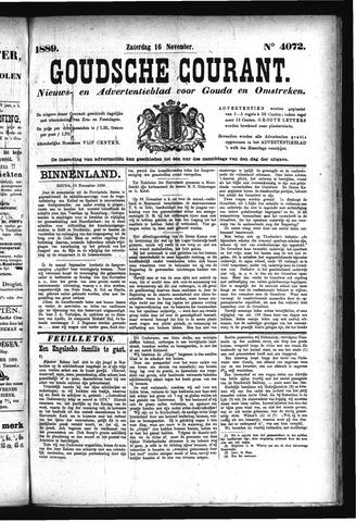 Goudsche Courant 1889-11-16