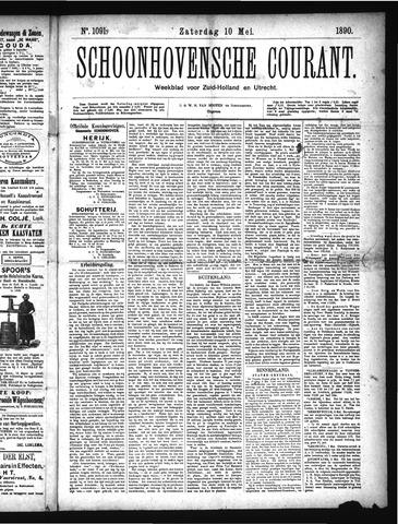 Schoonhovensche Courant 1890-05-10