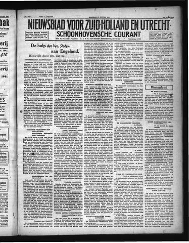 Schoonhovensche Courant 1941-01-13
