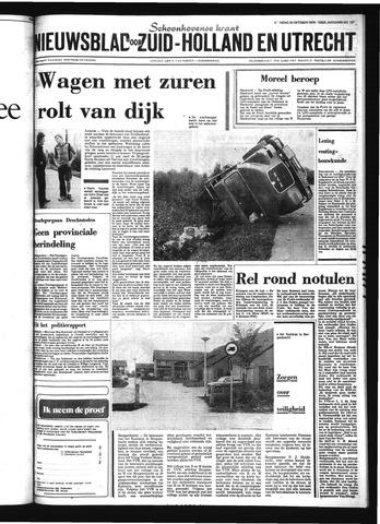 Schoonhovensche Courant 1978-10-30