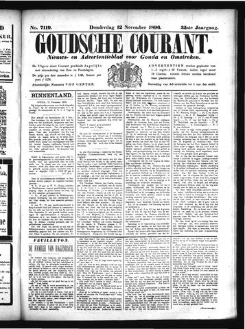 Goudsche Courant 1896-11-12