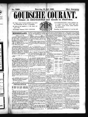 Goudsche Courant 1896-07-18