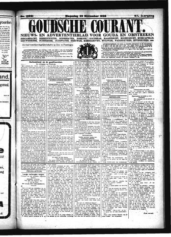 Goudsche Courant 1928-11-26