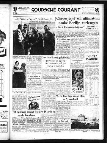 Goudsche Courant 1959-03-06